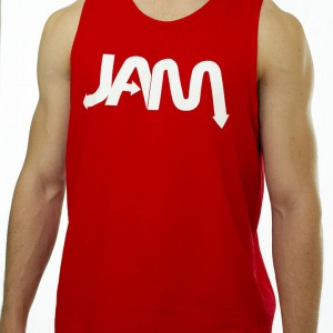 Jam Tank Red (small)
