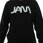 Jam Crewneck Black (small)